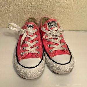 Converse Hot Pink woman's 5.5 (Mens 3.5)